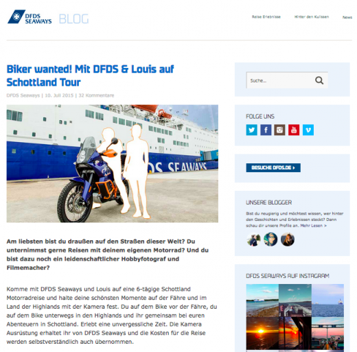 DFDS-Louis-Schottland