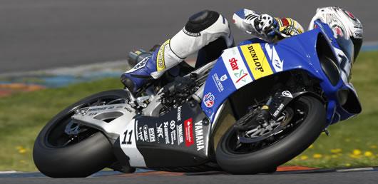 Jörg Teuchert, IDM Superbike 2009